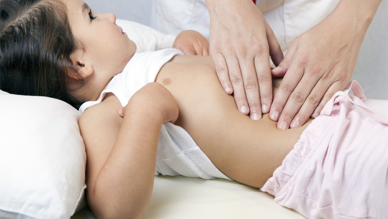 Как определить аппендицит у детей