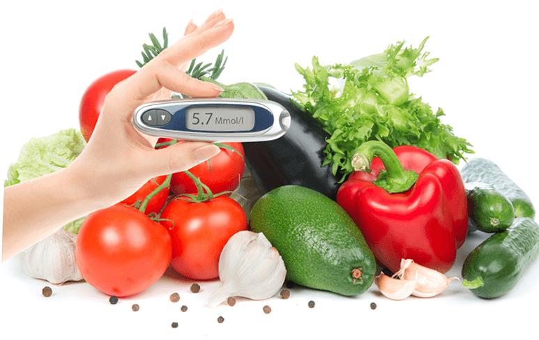 Что есть при диабете