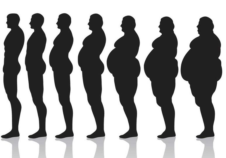 Развитие ожирения