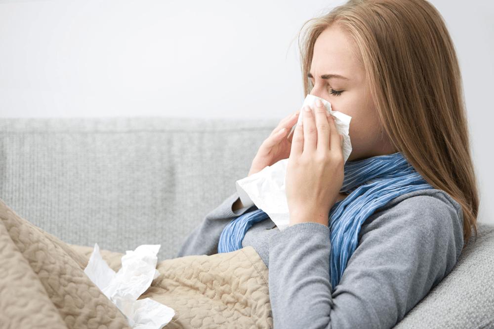 Гайморит - причины и симптомы