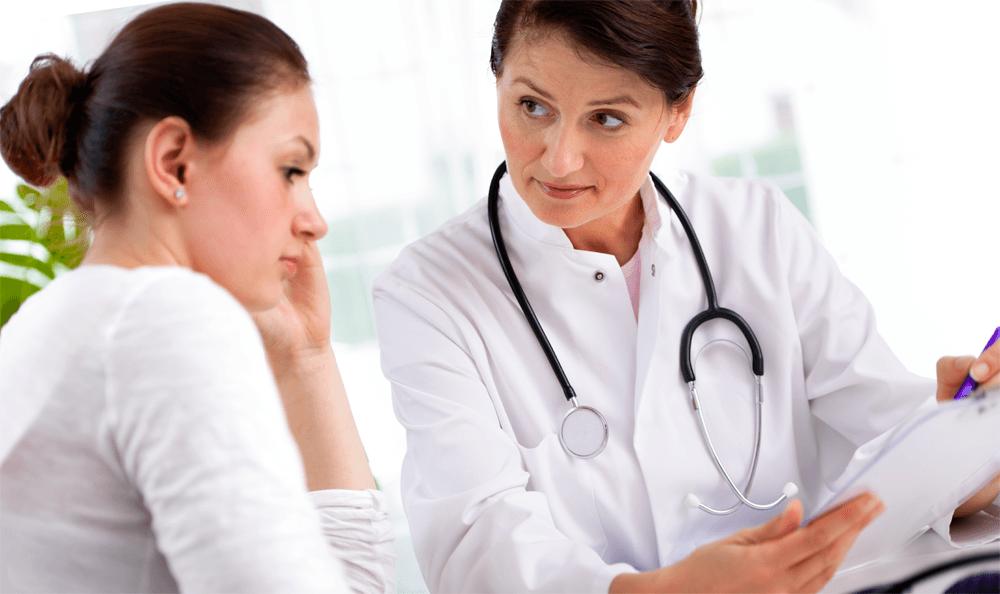 Симптомы молочницы при беременности