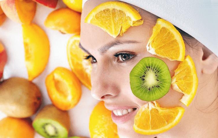 Крем против морщин на основе фруктовых кислот